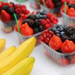 Bananen & zacht fruit
